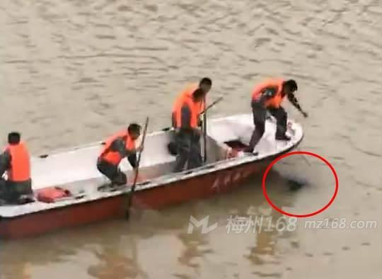 五华水寨大桥附近发生一起溺水死亡事件