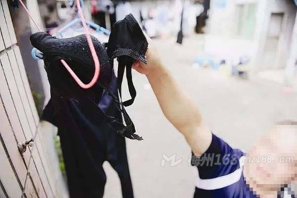 曝光︰興寧某小(xiao)區一小(xiao)伙偷女(nv)性內衣